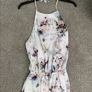 Show Me Your Mimi Heather Halter dress
